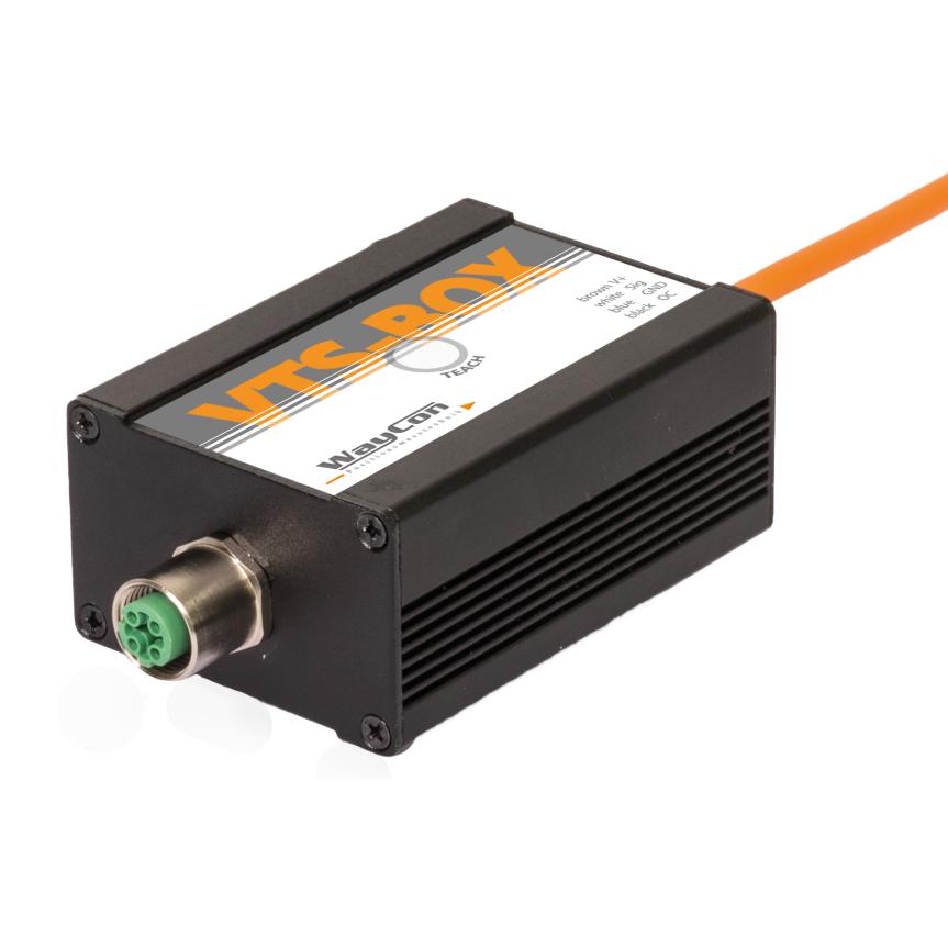 Signalwandler VTS-Box – für gesteigerteMesseffizienz